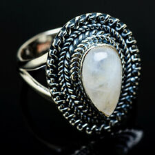 Rainbow Moonstone 925 Sterling Silver Ring Size 9 Ana Co Jewelry R12726F