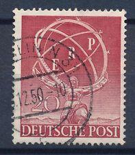 Gestempelte Ungeprüfte Briefmarken aus Deutschland (ab 1945) für Post, Kommunikation