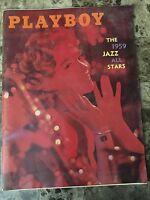 Vintage PLAYBOY Magazine February 1959 ELEANOR BRADLEY Centerfold Included