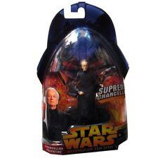 Figura Hasbro Star Wars Canciller Palpatine ROTS 14 Figure Toy 10cm