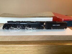 N 4-8-8-4 US Dampflok Big Boy 4005 Union Pacific Rivarossi 9157