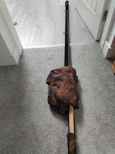 Fox EOS Special Barbel Rod with Daiwa GS 4000 LTD Reel
