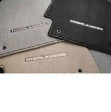 Carpet Floor Mats Sand Beige Genuine PT919-48080-41 for Toyota Highlander 08-11