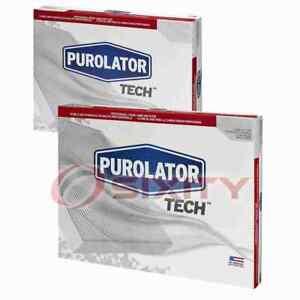 Purolator TECH Under Hood Cabin Air Filter for 2000-2005 Buick LeSabre 3.8L zz