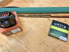 FLY FISHING COMBO - 9' 9 WEIGHT ROD, REEL & LINE - ORVIS REDINGTON ONYX