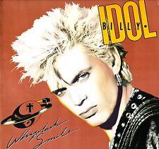 """BILLY IDOL - Whiplash Smile 1986 (Vinile=Mint / Cover=NM) LP 12"""" IMPORT"""