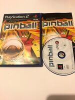 🥳 jeu playsation 2 ps2 ps3 fr play it pinball complet