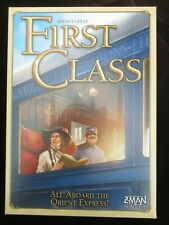 First Class Board Game All Aboard the Orient Express Complete Z-Man 2016 Train