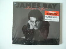 James Ray-Electric Light, Deluxe, Includes 3 Bonus Acoustic Tracks, OVP, CD,2018