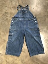 womens dungarees size 22 UK Baccini Blue