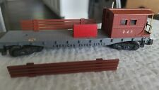 American Flyer Lines #945 Work and Boom Car, Estate Lot # 341