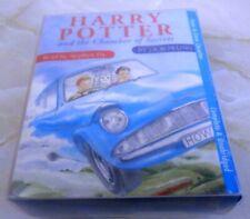 Harry Potter Chamber Of Secrets J.K.Rowling AUDIO BOOK  6 CASSETTES Stephen Fry