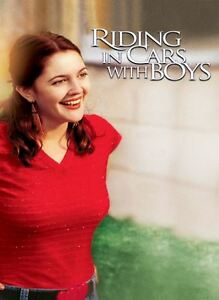 Riding in Cars with Boys DVD Drew Barrymore Movie - SAME / NEXT DAY FAST POST