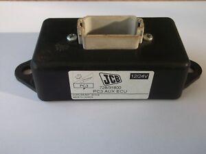 GENUINE JCB 3CX 4CX PC3 AUX-ECU P/N 728/31800