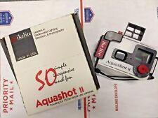 ikelite aquashot II underwater waterproof camera housing for 35mm Cameras Flash