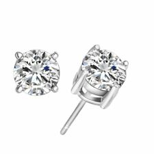 Christmas Owl Square Round Cut Ear Stud Earrings Jewelry Women Party Gift