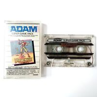 Buck Rogers: Planet Of Zoom ColecoVision Adam Super Game Pack Cassette