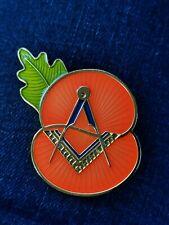 Masonic Poppy