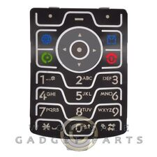 Keypad Main for Motorola V3 RAZR Key Pad Keyboard Buttons Type Press