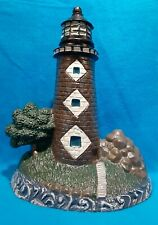 CAST IRON  LIGHTHOUSE DOORSTOP