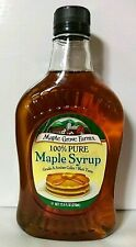 Maple Grove Farms 100% Pure Maple Syrup 12.5 oz Best By 3/21 LOT 2