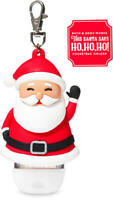 *NWT* HO HO HO Santa with Sound Holder Bath & Body Works SHIPS FREE!