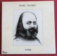 MARC OGERET  LP ORIG FR VIVRE