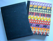 WHAT ARE THE SEVEN WONDERS OF THE WORLD? Folio Society 2005 slipcase D'Epiro 7