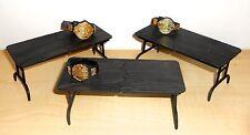 Set di accessori WWE Wrestling Figure Inc. FRAGILE tabelle & CAMPIONATI