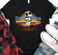 Jack Skellington Dutch Bros Coffee Classic Black T shirt. Best Gift For Friends.