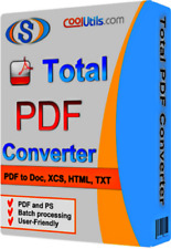 Coolutils Total PDF Converter - PDF to All converter