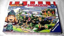 WICKIE SAGALAND - Ravensburger 21185 - NEU Wicki Sagaland