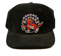 Toronto Raptors Vintage NBA Sports Specialties Snapback Cap Hat