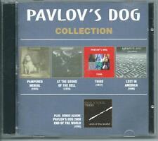 PAVLOV'S DOG Collection 5 ALBUMS ON 2 CD-S rare australian release
