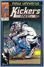 Kickers Inc #7 1987 Marvel Comics New Universe