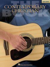 The Contemporary Christian Book Sheet Music Easy Guitar Book NEW 000702195