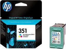 ORIGINAL TINTE PATRONEN HP351 CB337ee C4580 C5280 D5360 C4280 DeskJet D4260D4360