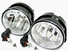 Driving Fog Light Lamps w/2 Bulbs A Pair Fit 2008-10 Ranger 2007-10 Expedition