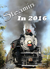 Train DVD: N&W 611, U.P. 844, Southern 4501, Strasburg 90, Hesston Steam Museum
