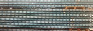 REDIRACK  PALLET RACKING UPRIGHTS Height 6.5m X 1.2m Depth All Sizes In stock