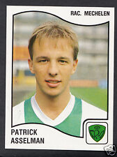 Panini Sticker- Belgium Football 1990 - No 269 - RAC Mechelen - Patrick Asselman
