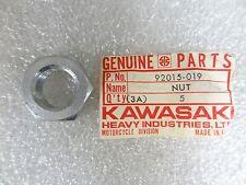 Kawasaki NOS NEW  92015-019 Nut 18mm H1 H2 S1 S2 S3 A1 A7 F5 F6 F7 F8 1966-2005