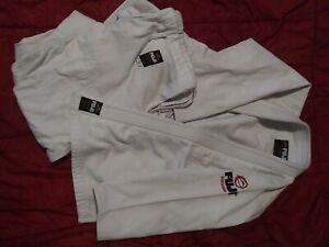 Fuji Brazilian Jiu Jitsu (BJJ) A2 Gi with Pants - top bottom uniform
