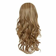 "Hairaisers Live it Loud Curly Volumising Hairpiece or Ponytail 22"" - 27SB"