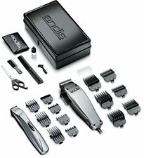 23Pc Hair Clipper Set and Attachments Mens Electric Trimmer Grooming Haircut Kit