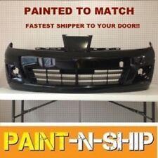 Fits;2007 2008 2009 2010 2011 Nissan Versa Sedan Front Bumper Painted (NI1000245