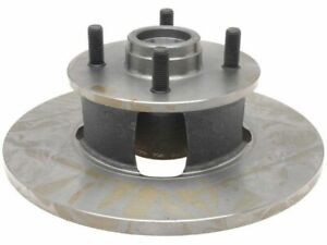 For 1978-1987 Chevrolet Chevette Brake Rotor and Hub Assembly Raybestos 74734QF