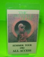 Grateful Dead Backstage Pass Original 1982 Concert Tour Blues For Allah DeadHead