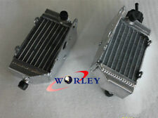Aluminum Radiator for KTM 50 SX SXS Mini 49cc/50cc 2012-2018 12 13 14 15 16 17