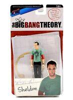 3 3//4 figura Bif Bang Pow UK en Negro Superman camisa Big Bang Theory Sheldon
